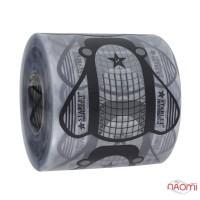 Формы для наращивания ногтей Starlet Professional Муха, прозрачные черные, 300 шт.