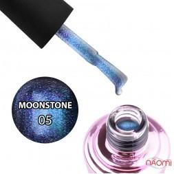 Гель-лак Elise Braun Moonstone 9D 05 фиолетовый блик, 7 мл