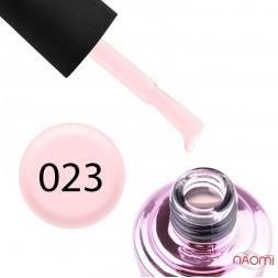 Гель-лак Elise Braun 023 молочний рожевий, 7 мл