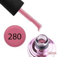 Гель-лак Elise Braun 280 рожевий квітка, 7 мл
