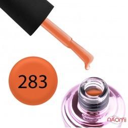 Гель-лак Elise Braun 283 тыквенно-оранжевый, 7 мл