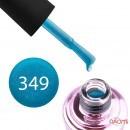Гель-лак Elise Braun 349 яркий синий с перламутром, 7 мл, фото 1, 135.00 грн.