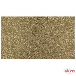 Фотофон для манікюру, 40x24 см, колір золото