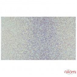 Фотофон для манікюру, 40x24 см, колір голографічний