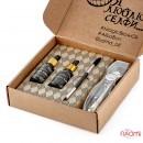 Комплекс для восстановления бровей, ресниц и волос Alisa Bon Magic Oil Box, фото 2, 769.00 грн.