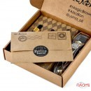 Комплекс для восстановления бровей, ресниц и волос Alisa Bon Magic Oil Box, фото 3, 769.00 грн.