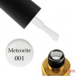 База камуфлирующая для гель-лака F.O.X Cover Base Meteorite 001, цвет молочный, 12 мл