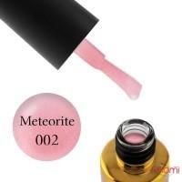 База камуфлирующая для гель-лака F.O.X Cover Base Meteorite 002, цвет розовый, 12 мл