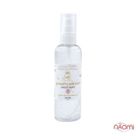 Антисептик-гель для рук и тела Enjoy-Eco Antiseptic For Body натуральный с ароматом мяты, 100 мл, фото 1, 153.00 грн.