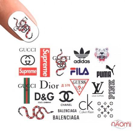 Слайдер-дизайн Д 376 Логотипы, фото 1, 15.00 грн.