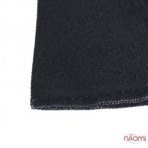 Питта-маска на обличчя багаторазова  захисна, колір чорний