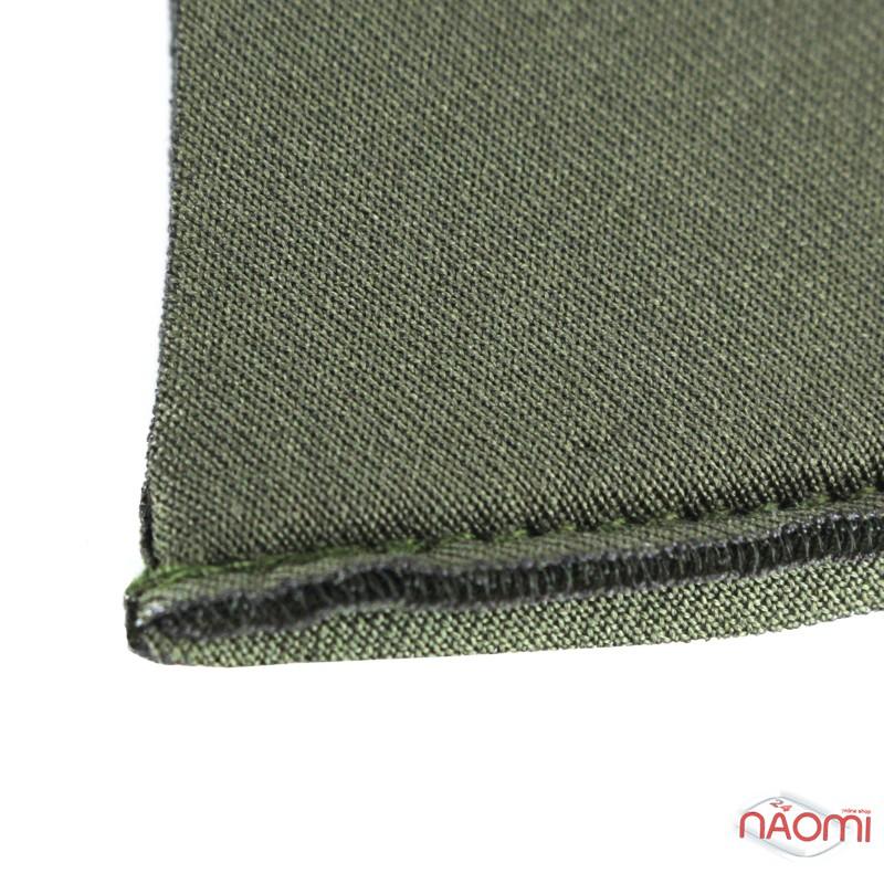 Питта-маска на лицо многоразовая защитная, цвет зеленый, фото 2, 55.00 грн.