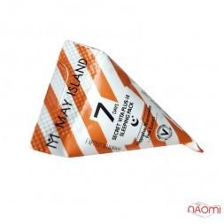 Ночная маска для лица May Island 7 Days Secret Vita Plus-10 Sleeping Pack витаминизирующая, 5 г