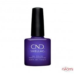 CND Shellac Iconic Jiggy синьо-бузковий перламутровий металік, 7,3 мл