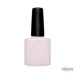 CND Shellac Iconic Pointe Blanc нежный розово-белый, 7,3 мл