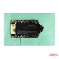 Салфетки безворсовые Starlet Professional, 6х4 см, 500 шт., цвет салатовый