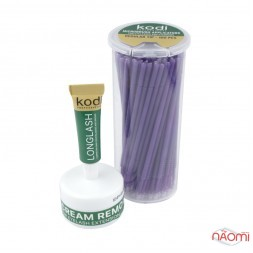 Набор для снятия ресниц Kodi Professional