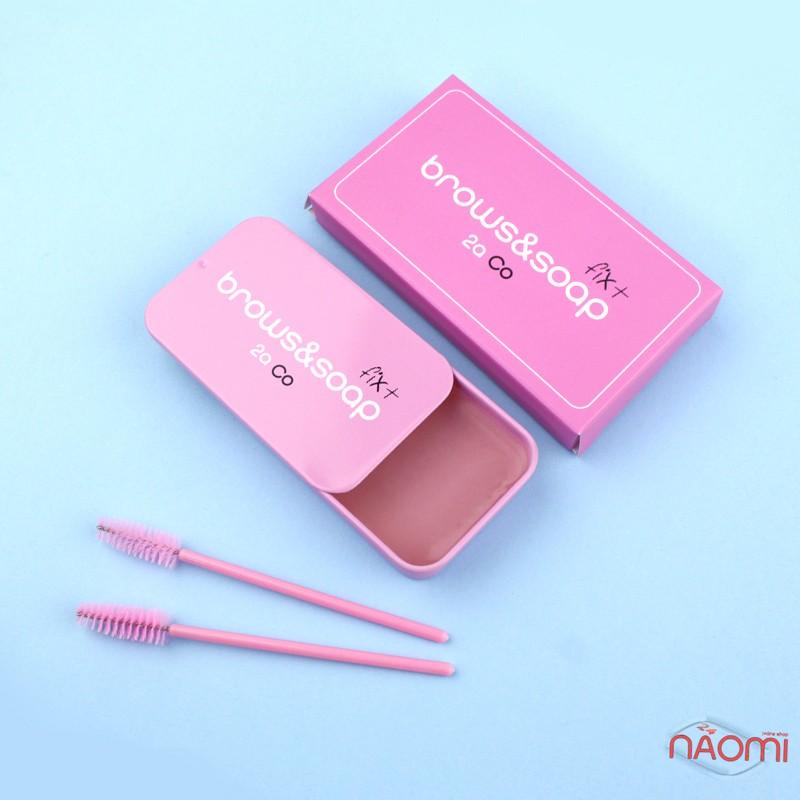 Мыло для бровей Brows Soap 2a Co Fix с супер фиксацией, 30 г, фото 2, 299.00 грн.