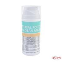 Крем для ніг Kodi Professional антибактеріальний з триклозаном та олією нім, 100 мл
