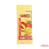 Санітайзер Washyourbody PocketStick Mango, манго, стік, 2,5 мл