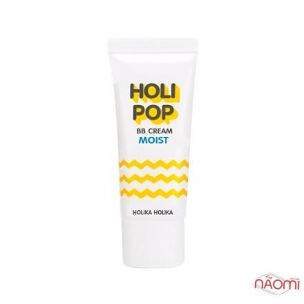 BB крем для лица Holika Holika Holi Pop BB Cream Moist SPF 30 PA++ увлажняющий, 30 мл, фото 1, 162.00 грн.