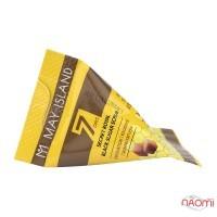 Скраб для лица May Island 7 Days Secret Royal Black Sugar Scrub сахарный с экстрактом меда, 5 г