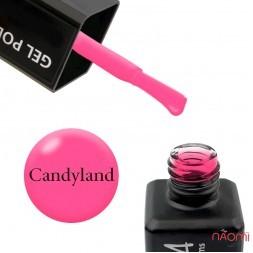 Гель-лак ReformA Candyland 941968 неоновый конфетно-розовый, 10 мл