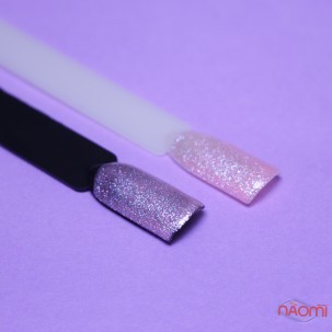 Гель-лак F.O.X Dolls Princess 571 пастельно-рожевий із шимером, 6 мл