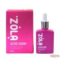 Сыворотка для лица ZOLA Active Serum с гиалуроновой кислотой, 30 мл