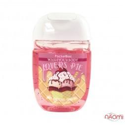 Санитайзер Washyourbody PocketBac Lovers Pie, пирог для влюбленных, 29 мл
