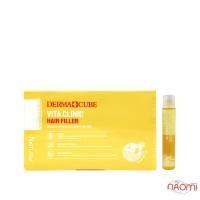 Филлер для волос Farmstay Derma Cube Vita Clinic Hair Filler витаминный, 13 мл