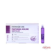 Филлер для волос Farmstay Derma Cube Panthenol Healing Hair Filler с пантенолом, 13 мл