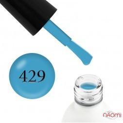Гель-лак Koto 429 голубой, 5 мл