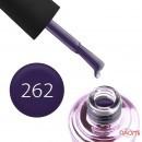 Гель-лак Elise Braun 262 темно-фиолетовый, 7 мл, фото 1, 135.00 грн.