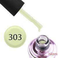 Гель-лак Elise Braun 303 светлый оливковый, 7 мл