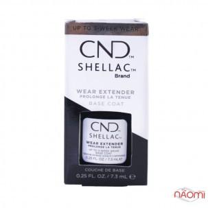База для гель-лака CND Shellac Wear Extender Base Coat, 7,3 мл
