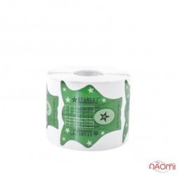 Формы для нарощування нігтів Starlet Professional зелені, 300 шт.