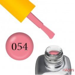 Гель-лак LEO Seasons Summer S054, теракотово-рожевий, 9 мл