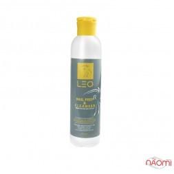 Средство для удаления липкого слоя и подготовитель ногтя LEO Cleanser and Nail Prep, 250 мл