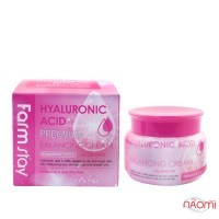 Крем для лица Farmstay Hyaluronic Acid Premium Balancing Cream с гиалуроновой кислотой, 100 г
