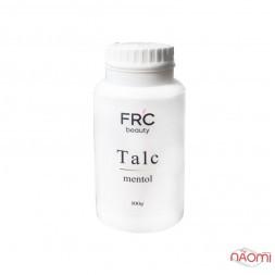 Тальк для депиляции FRC Beauty Talc Mentol с ментолом, 100 г