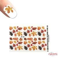 Слайдер-дизайн 3D 749 Осенний листопад