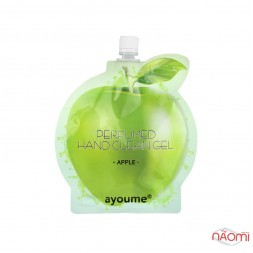 Гель-антисептик для рук Ayoume Perfumed Hand Clean Gel Apple Яблуко, 20 мл