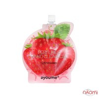 Гель-антисептик для рук Ayoume Perfumed Hand Clean Gel Strawberry Клубника, 20 мл