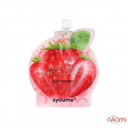 Гель-антисептик для рук Ayoume Perfumed Hand Clean Gel Strawberry Полуниця, 20 мл