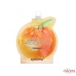 Гель-антисептик для рук Ayoume Perfumed Hand Clean Gel Mandarin Мандарин, 20 мл