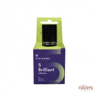 Клей для нарощування вій Vivienne Brilliant 05, 5 мл