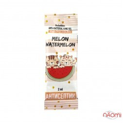 Санитайзер Washyourbody PocketStick Melon Watermelon, дыня арбуз, стик, 2 мл
