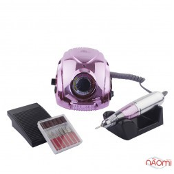 Фрезер Global Fashion 212, 45 000 оборотов/мин, цвет зеркально-розовый