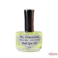 Экспресс-сыворотка для безобрезного маникюра El Corazon Bali Spa Oil №428, 16 мл